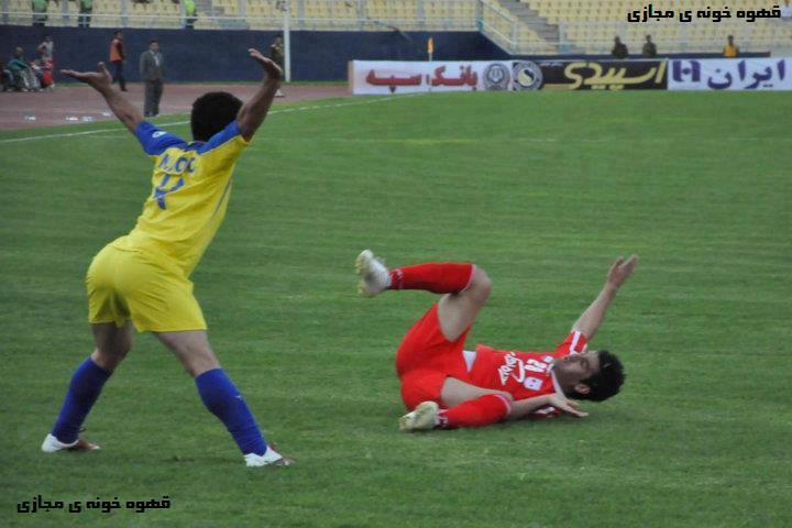 عکس ورزشی فوتبالی